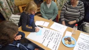What Botley Wants event group discussion